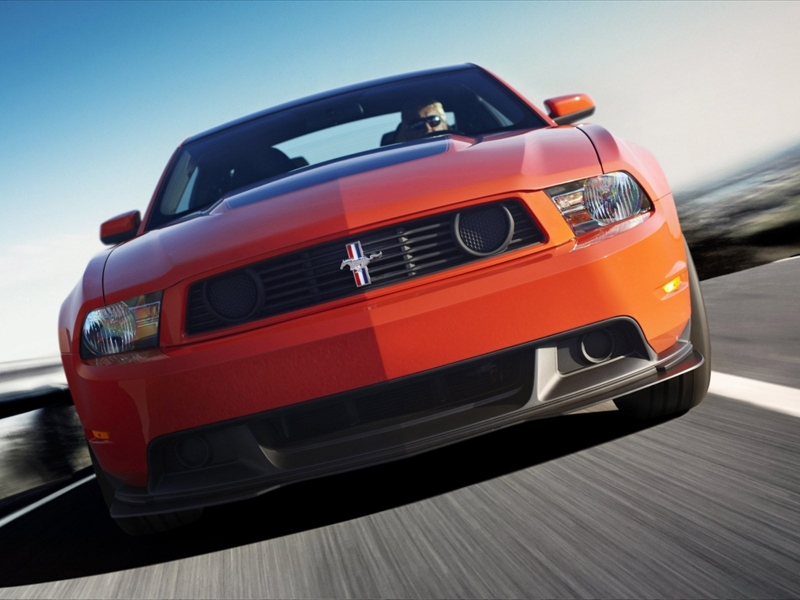 Ford Mustang Boss 302 - 800x600