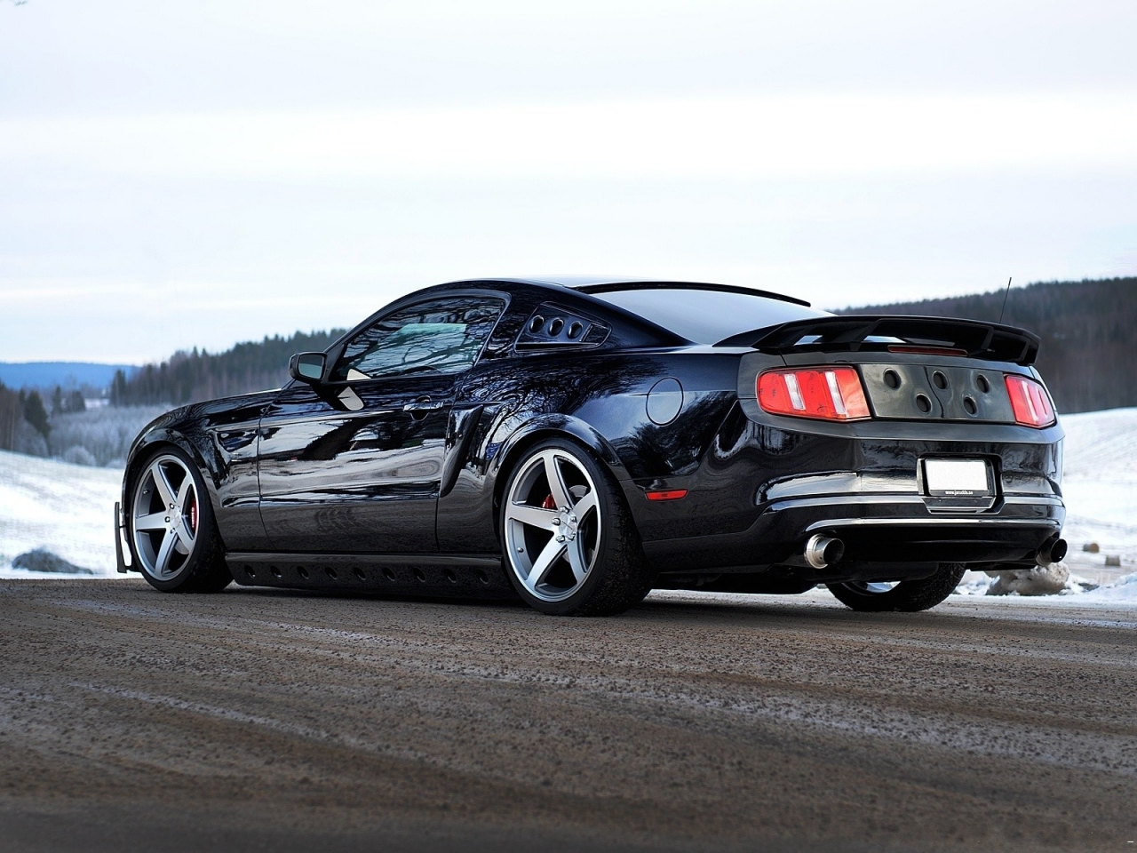 Ford Mustang GT 2013 - 1280x960