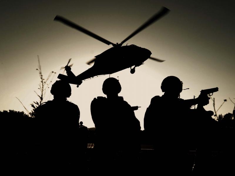 Fotografía de soldados - 800x600