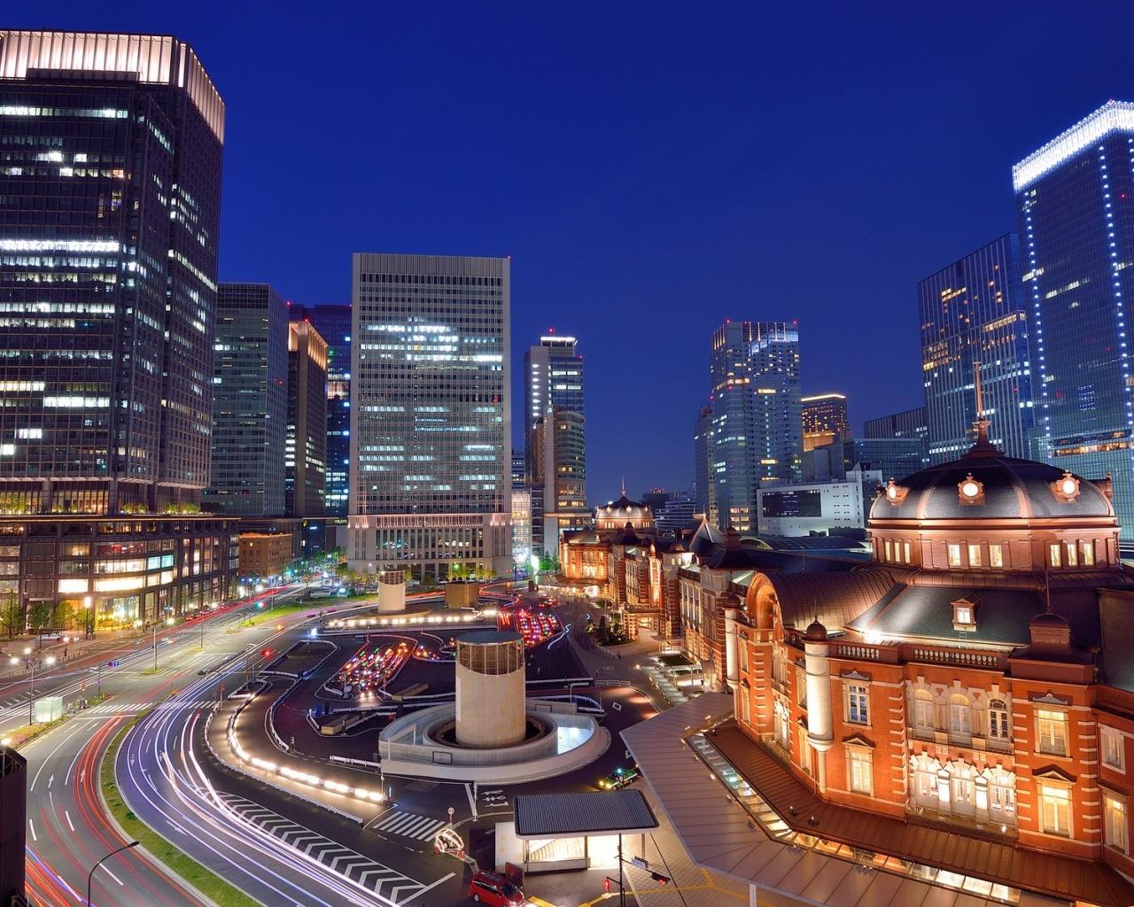 Fotografía HDR ciudades - 1280x1024