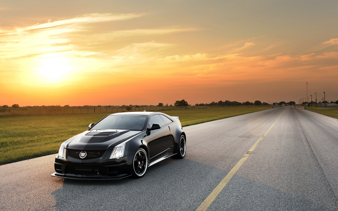 Hennessey Cadillac VR1200 - 1440x900