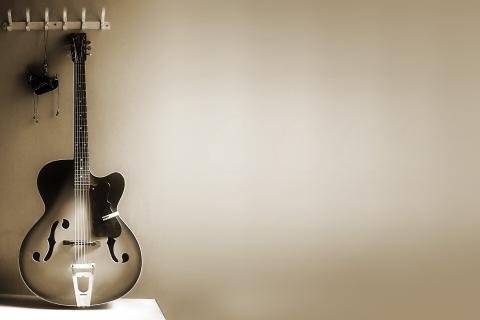 Hermosa Guitarra - 480x320