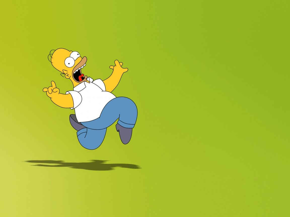 Homero Simpson - 1152x864