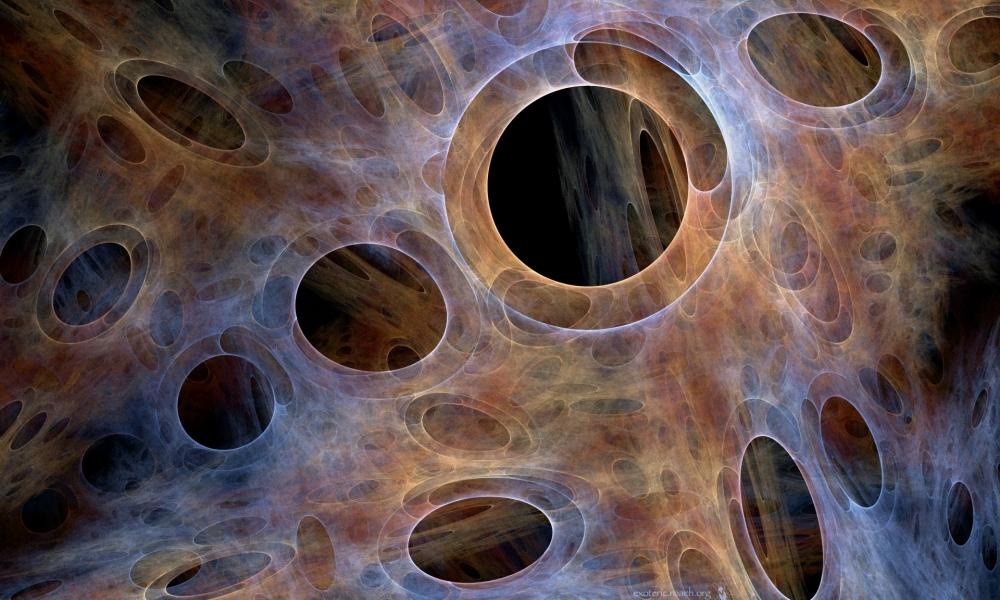 Huecos abstractos - 1000x600