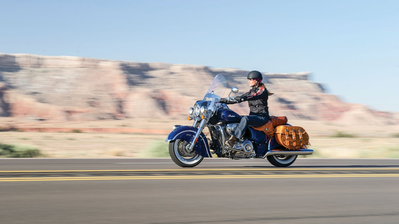 Indian Chief Vintage 2014 - 1280x720