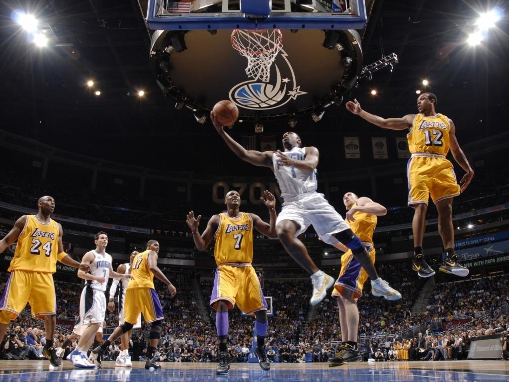 Jugada de NBA - 1024x768