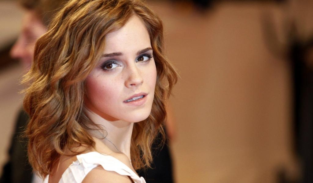 La bella Emma Watson - 1024x600