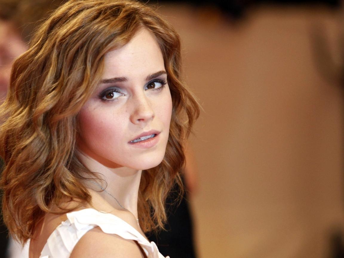 La bella Emma Watson - 1152x864