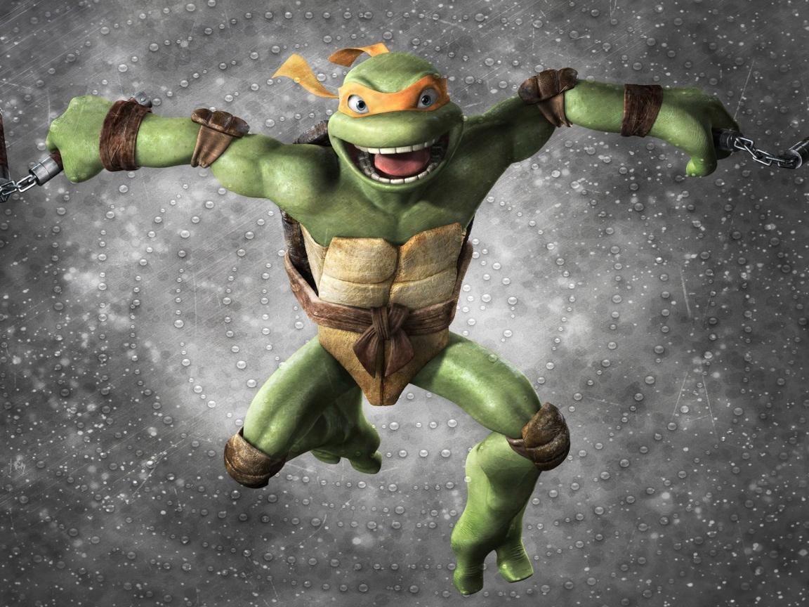Las tortugas ninja - 1152x864