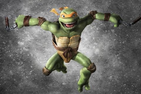 Las tortugas ninja - 480x320
