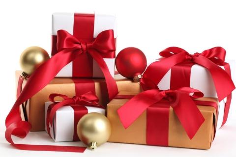 Lazo para forrar regalos - 480x320