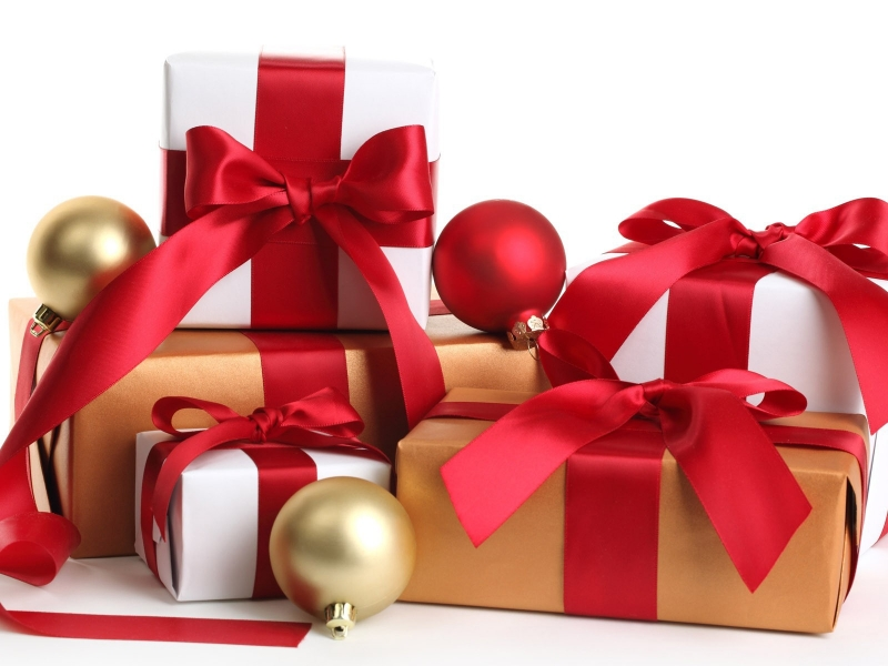 Lazo para forrar regalos - 800x600