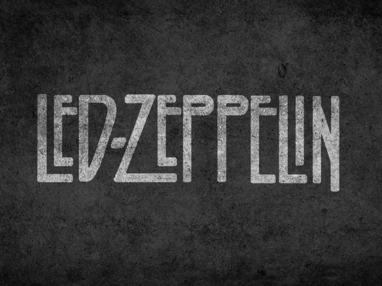 Led Zeppeling Rock - 1280x960