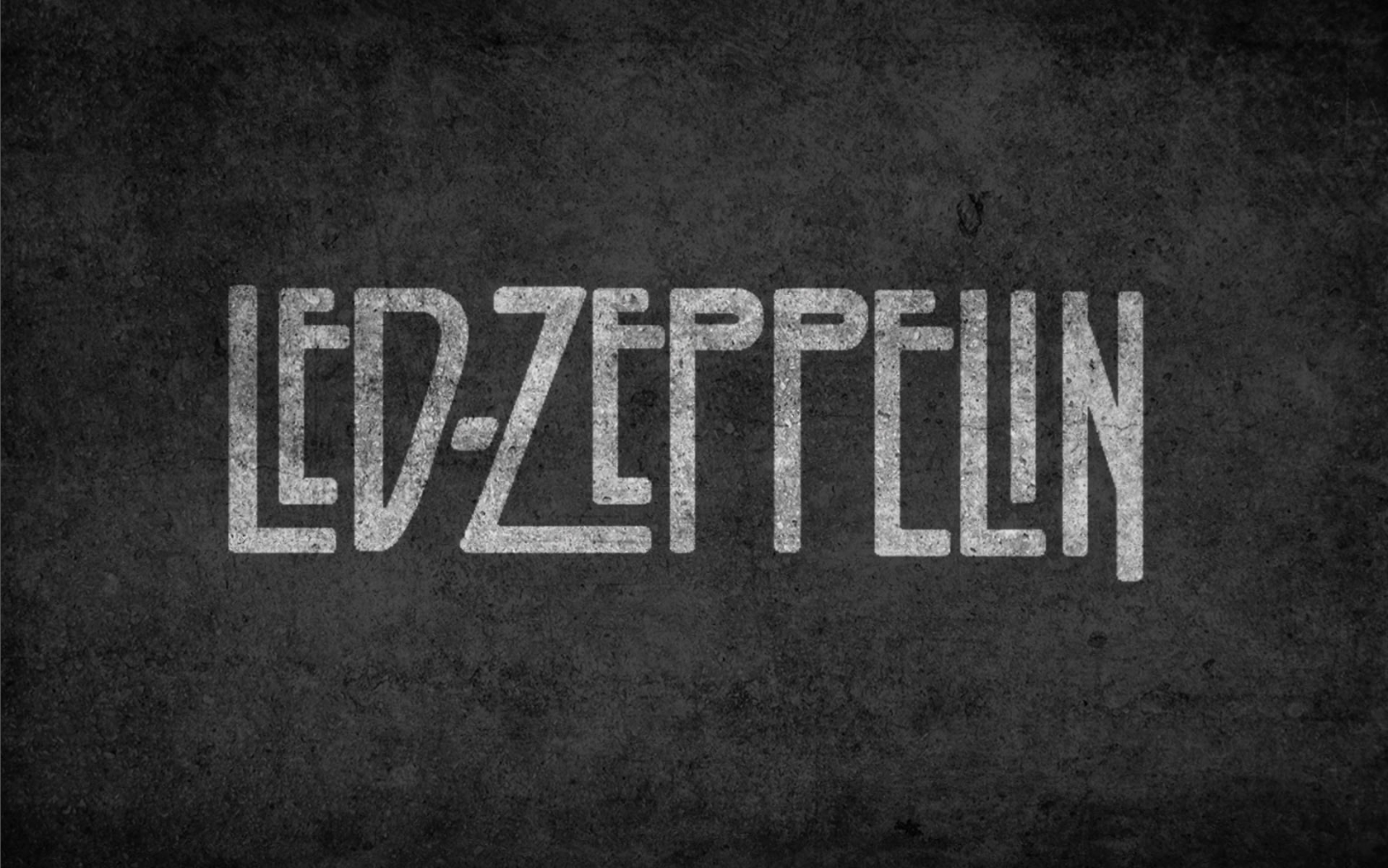 Led Zeppeling Rock - 1680x1050