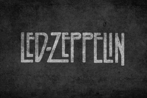 Led Zeppeling Rock - 480x320