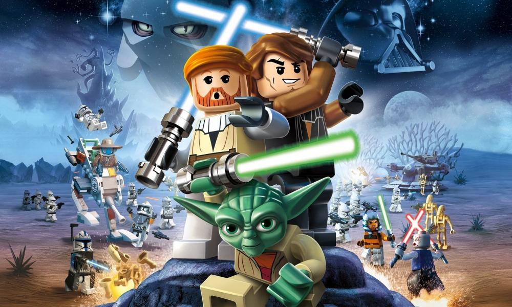 Lego Star Wars III - 1000x600