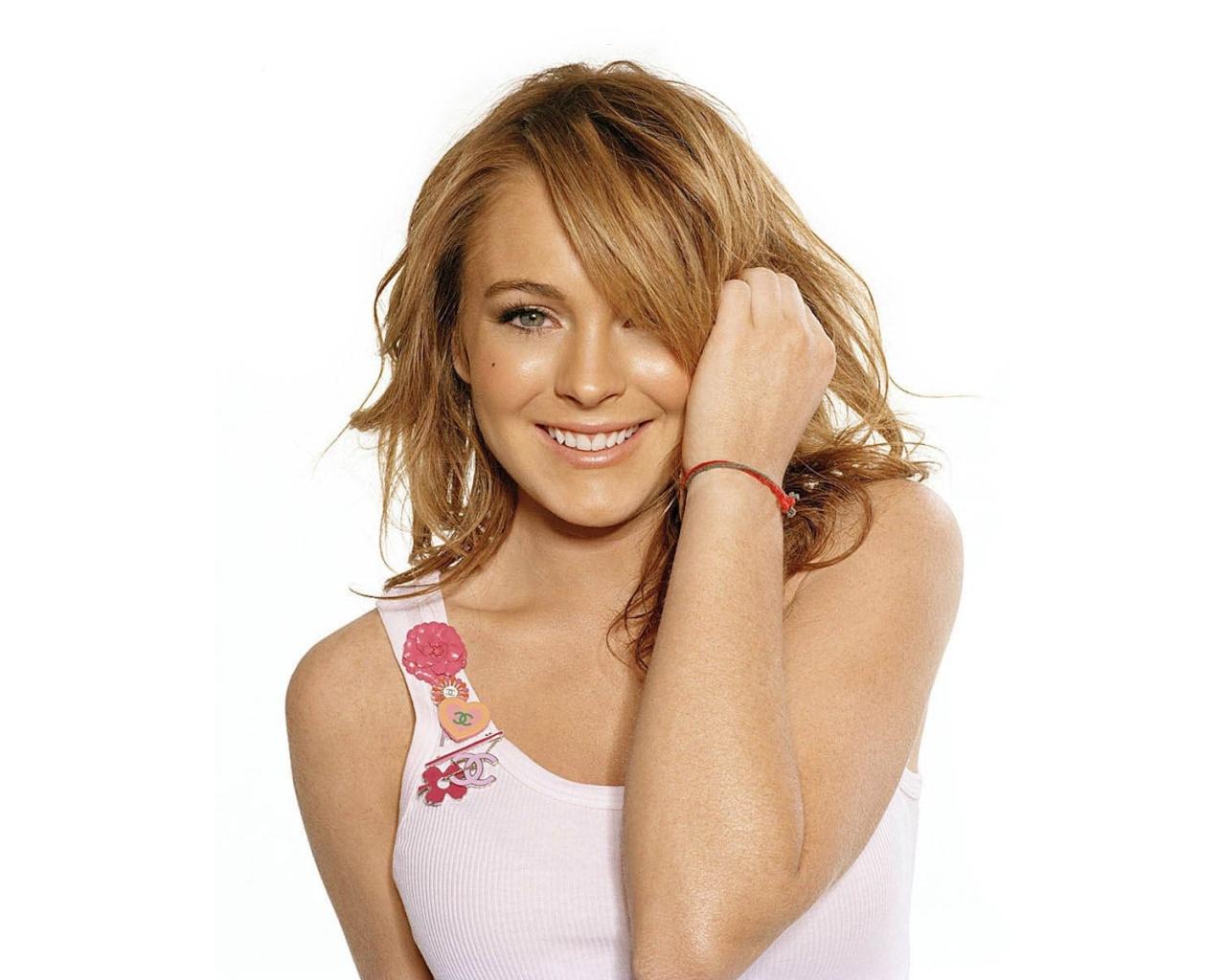 Lindsay Lohan - 1280x1024