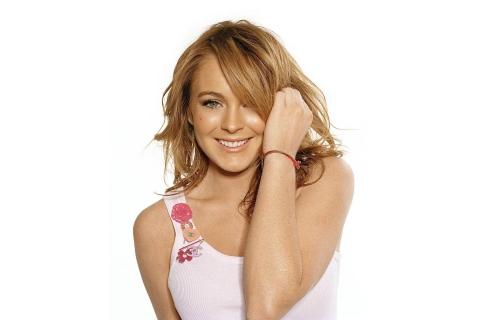 Lindsay Lohan - 480x320