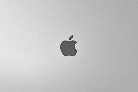 Logo de Apple - 480x320