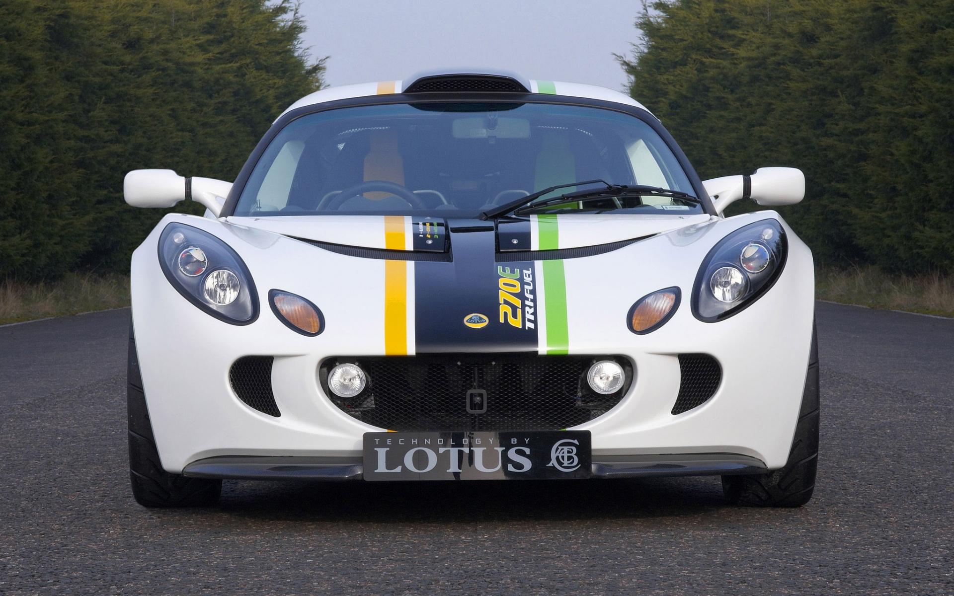 Lotus Exige 270E TriFuel - 1920x1200