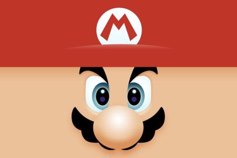 Mario Bross digital - 480x320