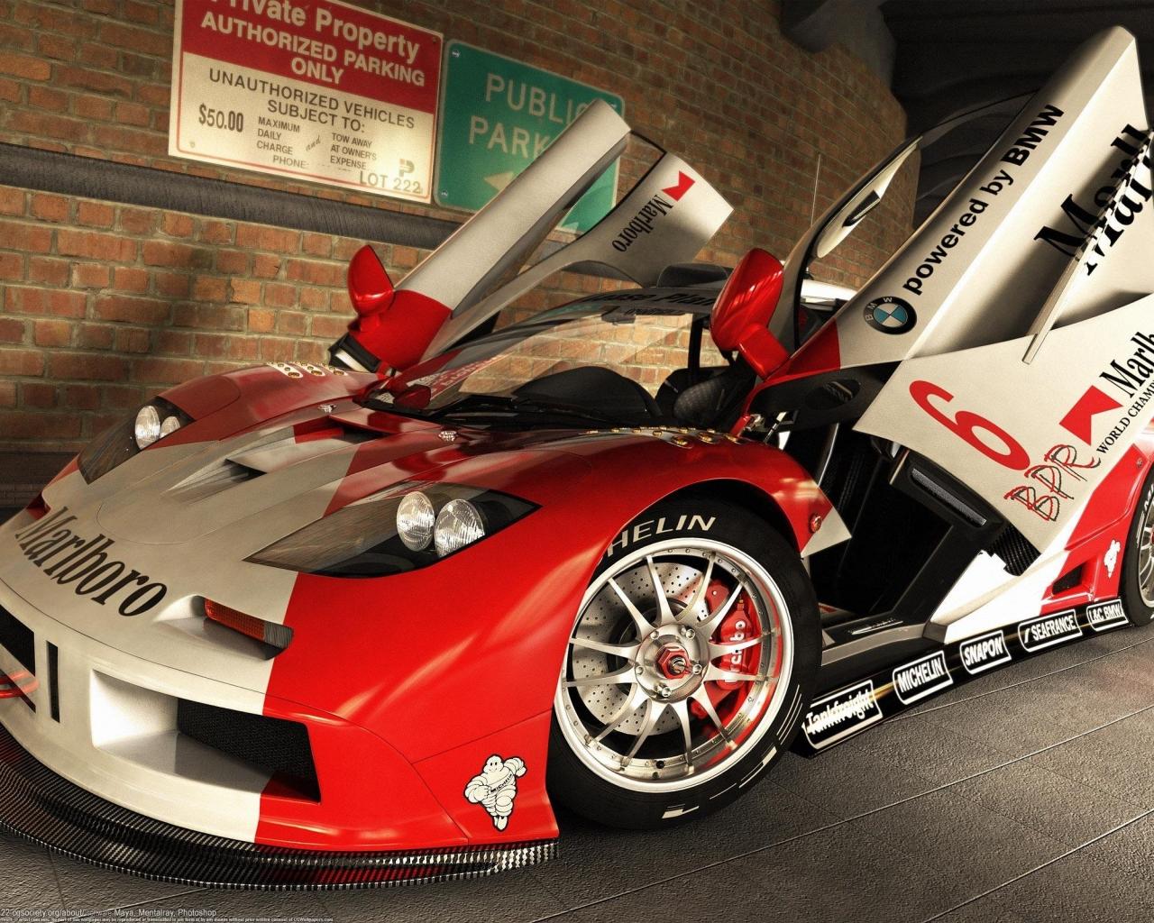 McLaren F1 - 1280x1024