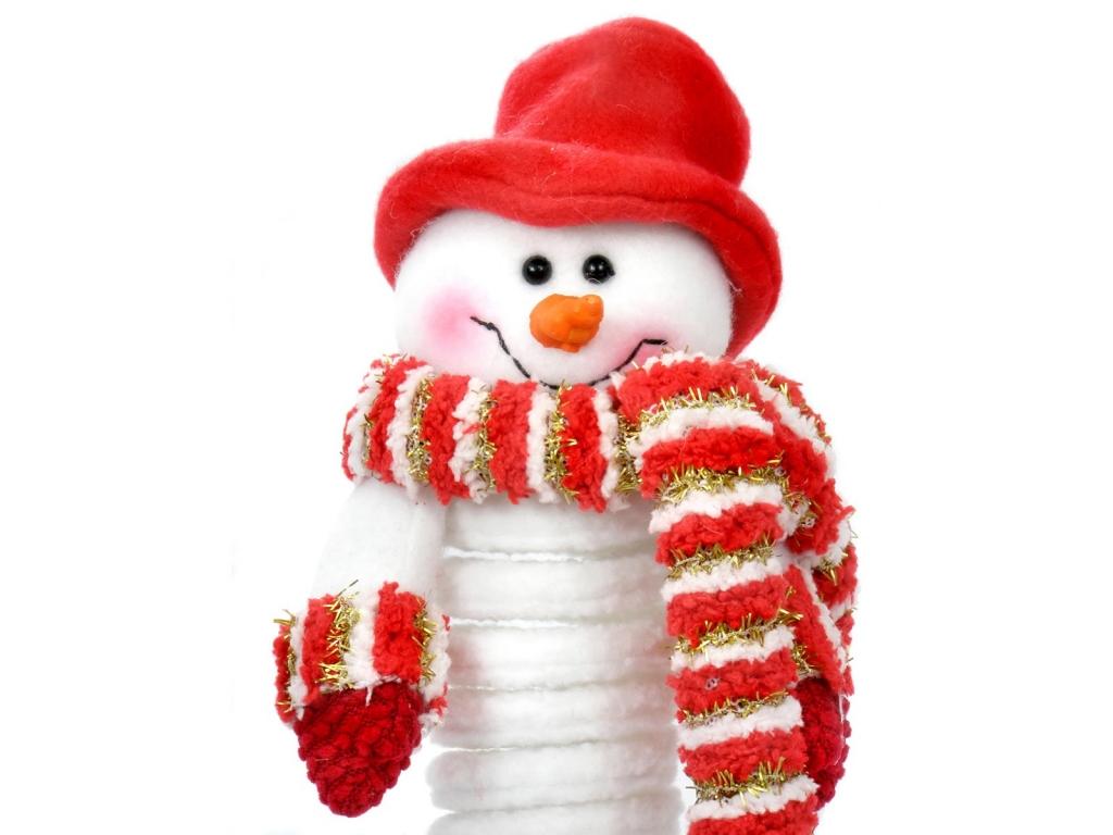 Muñeco de nieve - 1024x768