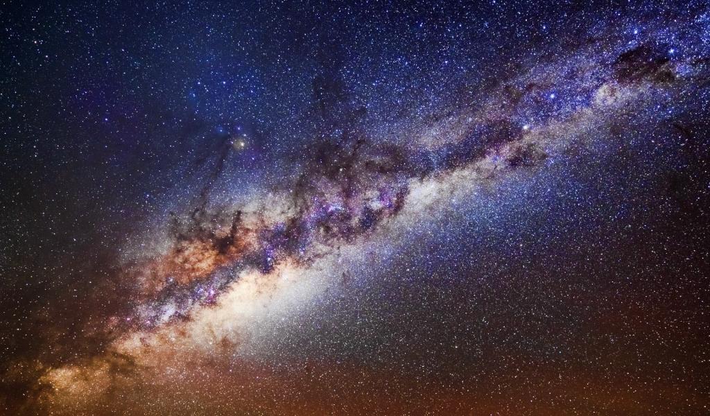Nebulosas y el espacio - 1024x600