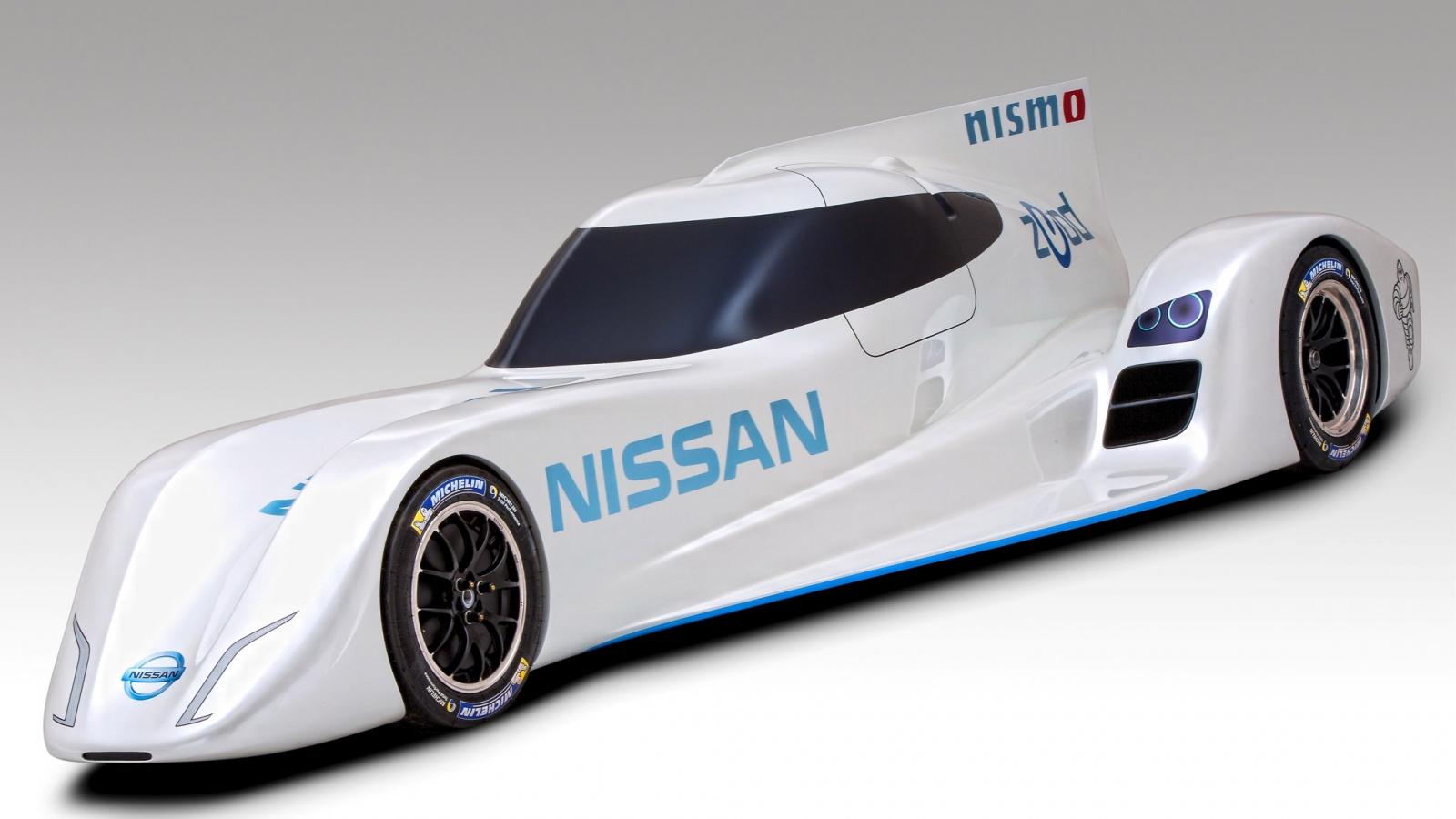 Nissan ZEOD RC 2014 - 1600x900