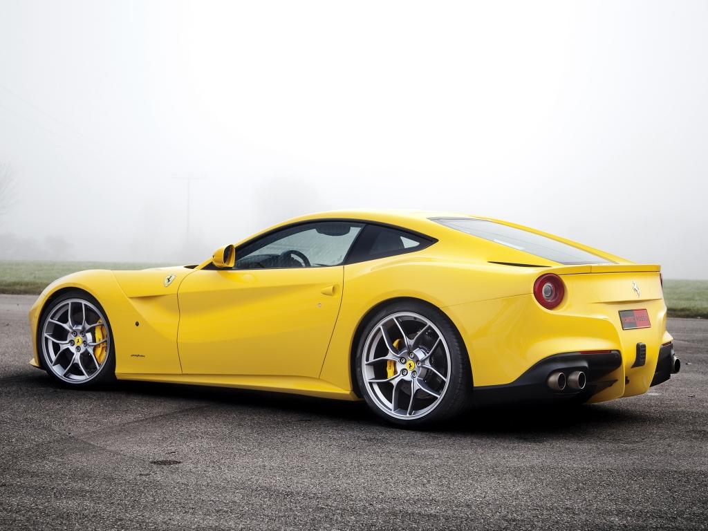 Novitec Rosso Ferrari - 1024x768