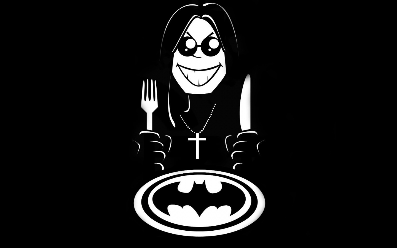 Ozzy Osbourne logo - 1440x900