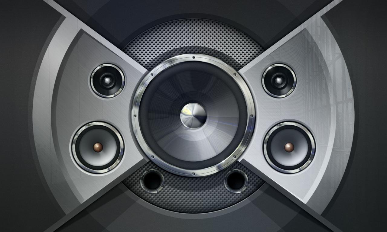 Diseño de un parlante - 1280x768