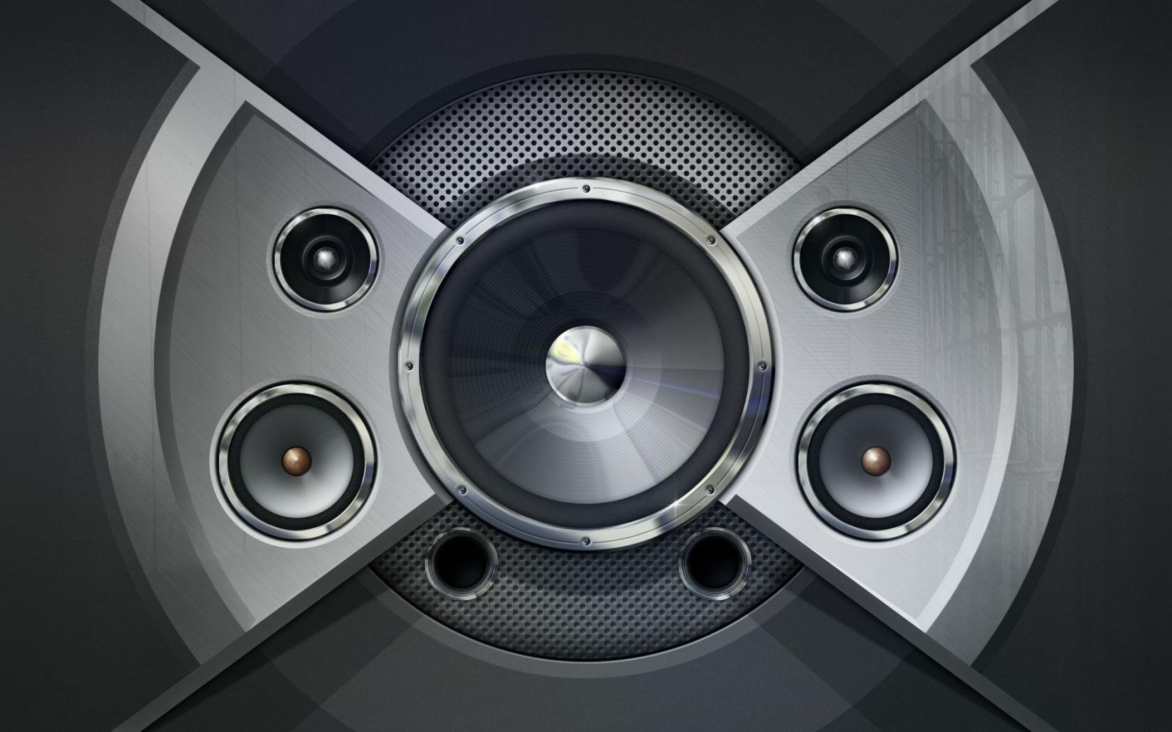 Diseño de un parlante - 1680x1050