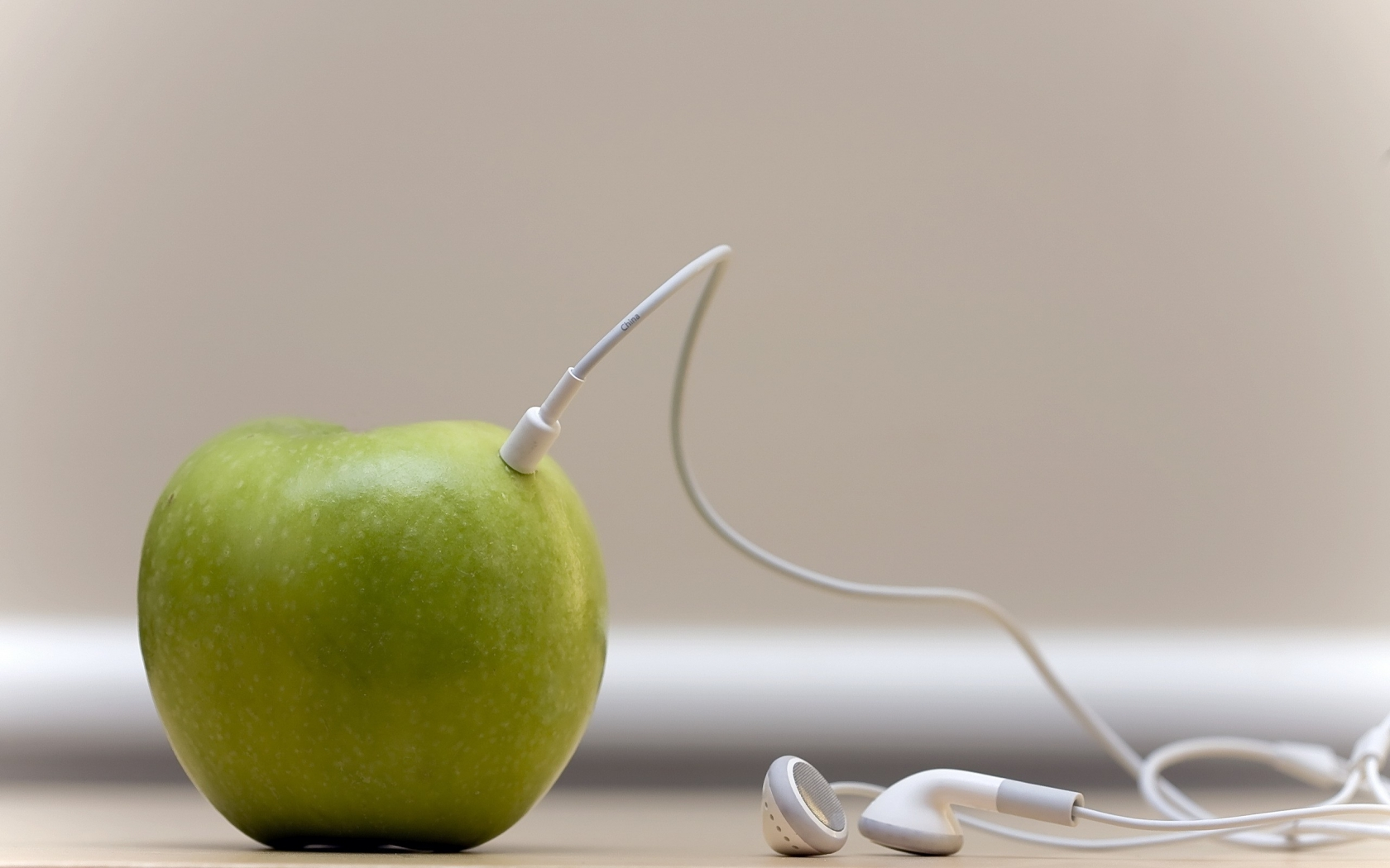 Parodia de Apple - 1680x1050