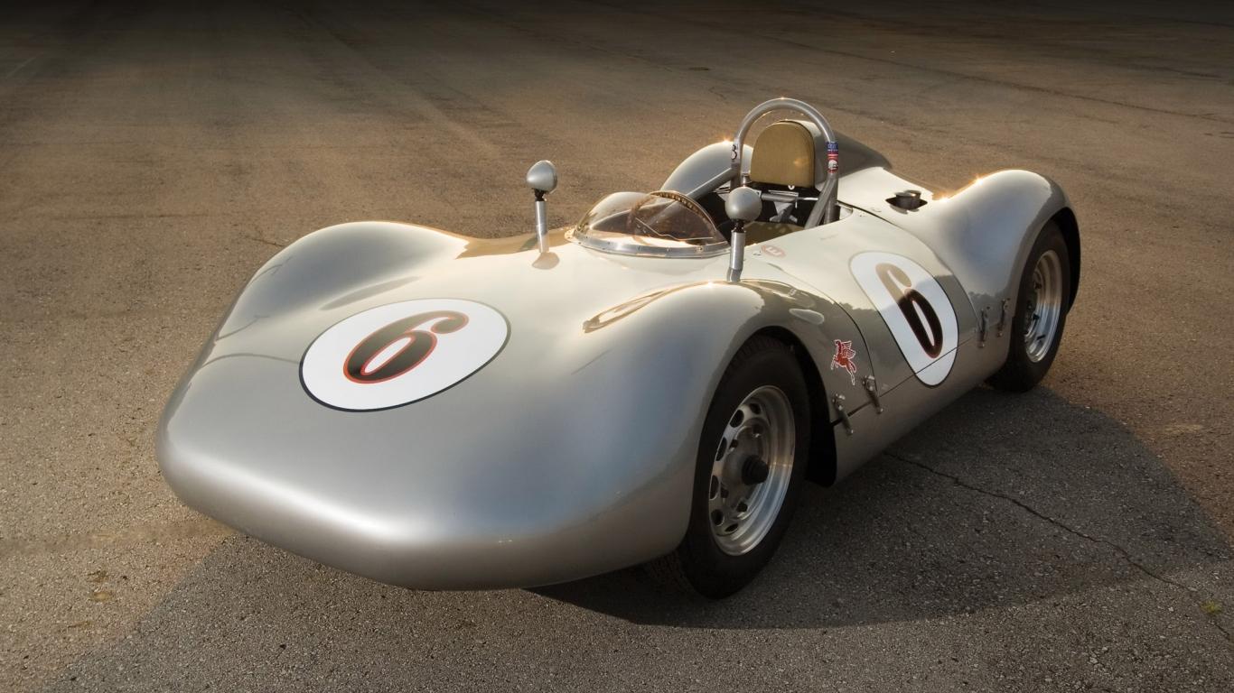 Porsche Pupulidy - 1366x768