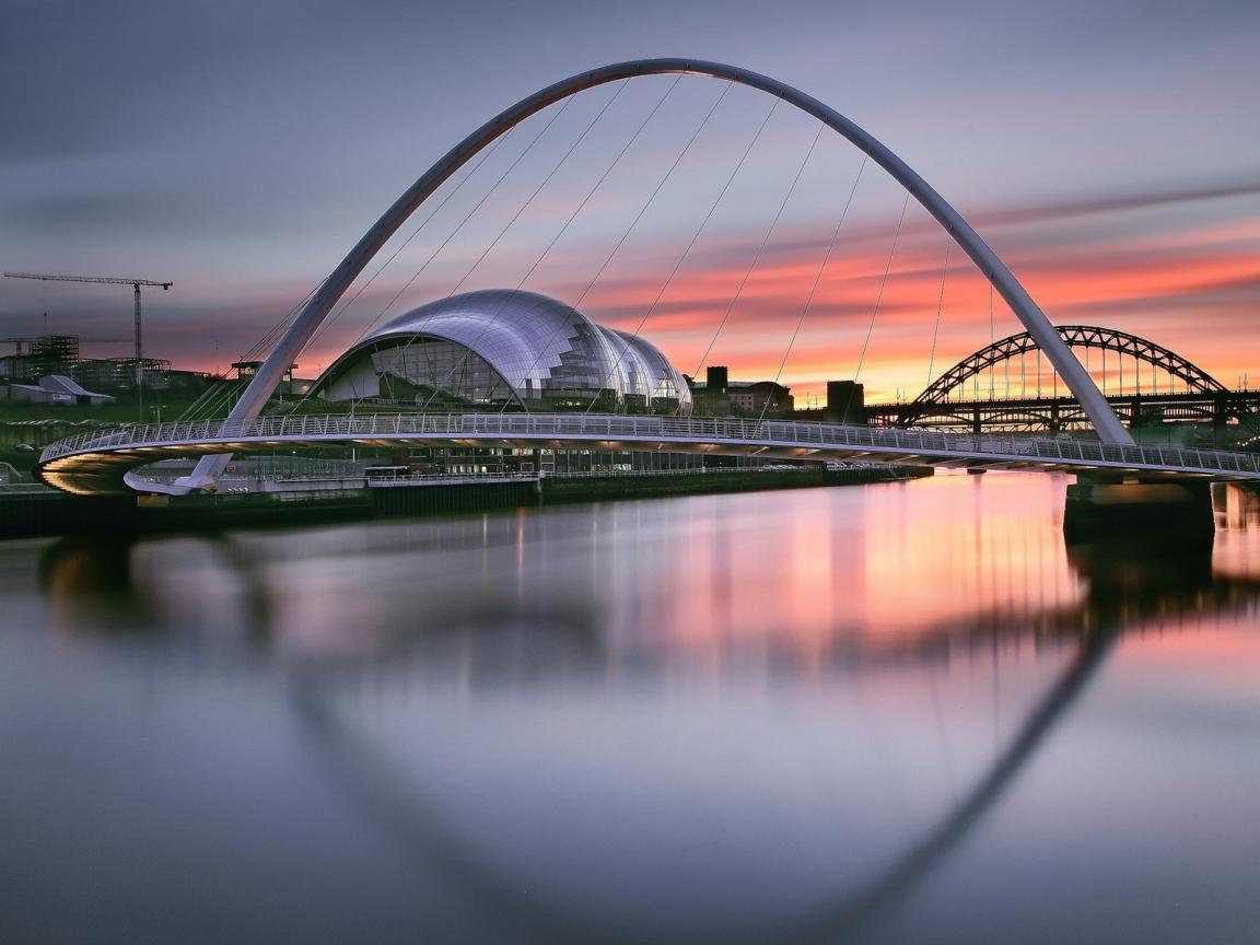 Puente de Newcastle - 1152x864