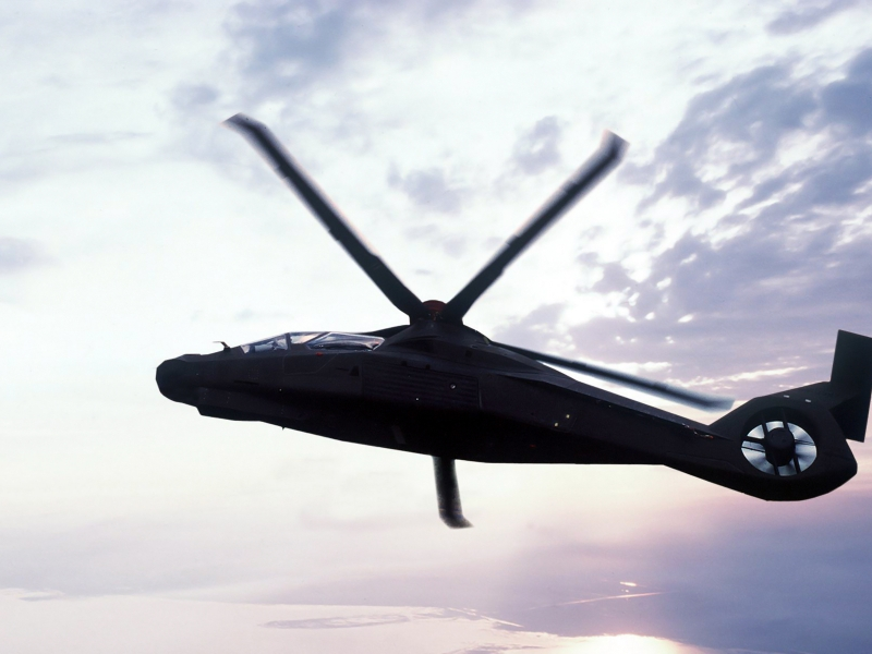 RAH-66 Comanche - 800x600