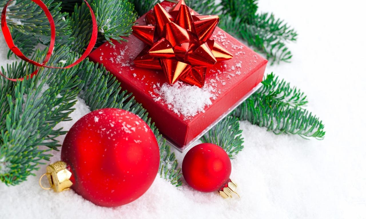 Regalos y navidad - 1280x768