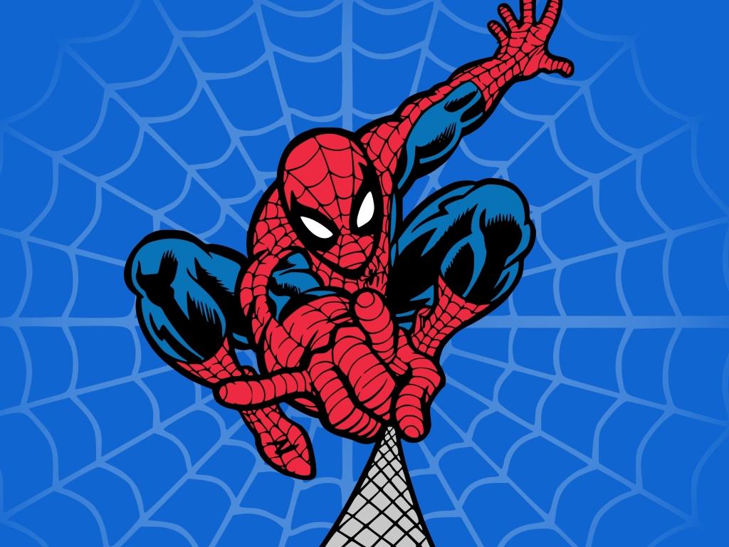 Spiderman en comics - 1024x768
