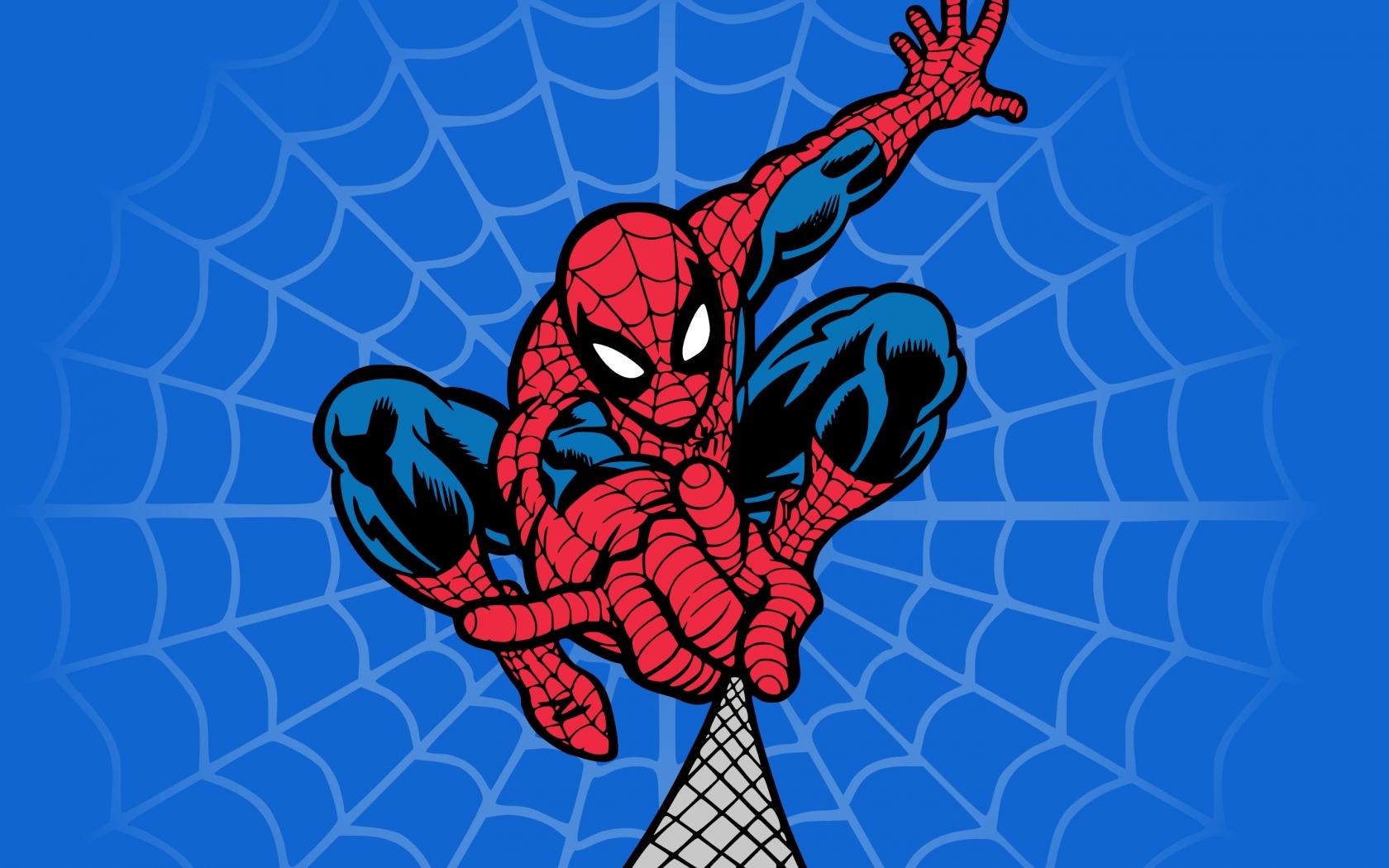 Spiderman en comics - 1680x1050