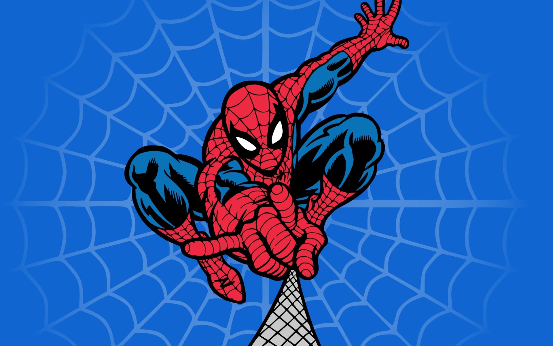 Spiderman en comics - 1920x1200