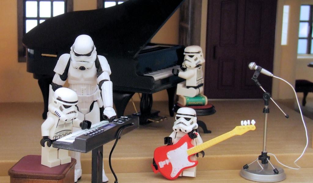 Star Wars Rock - 1024x600