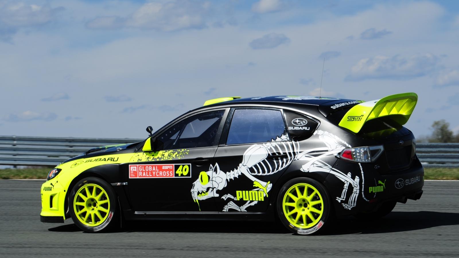 Subaru Impreza WRX - 1600x900