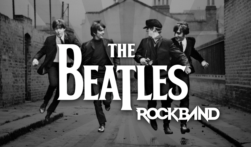 The Beatles Rock Band - 1024x600