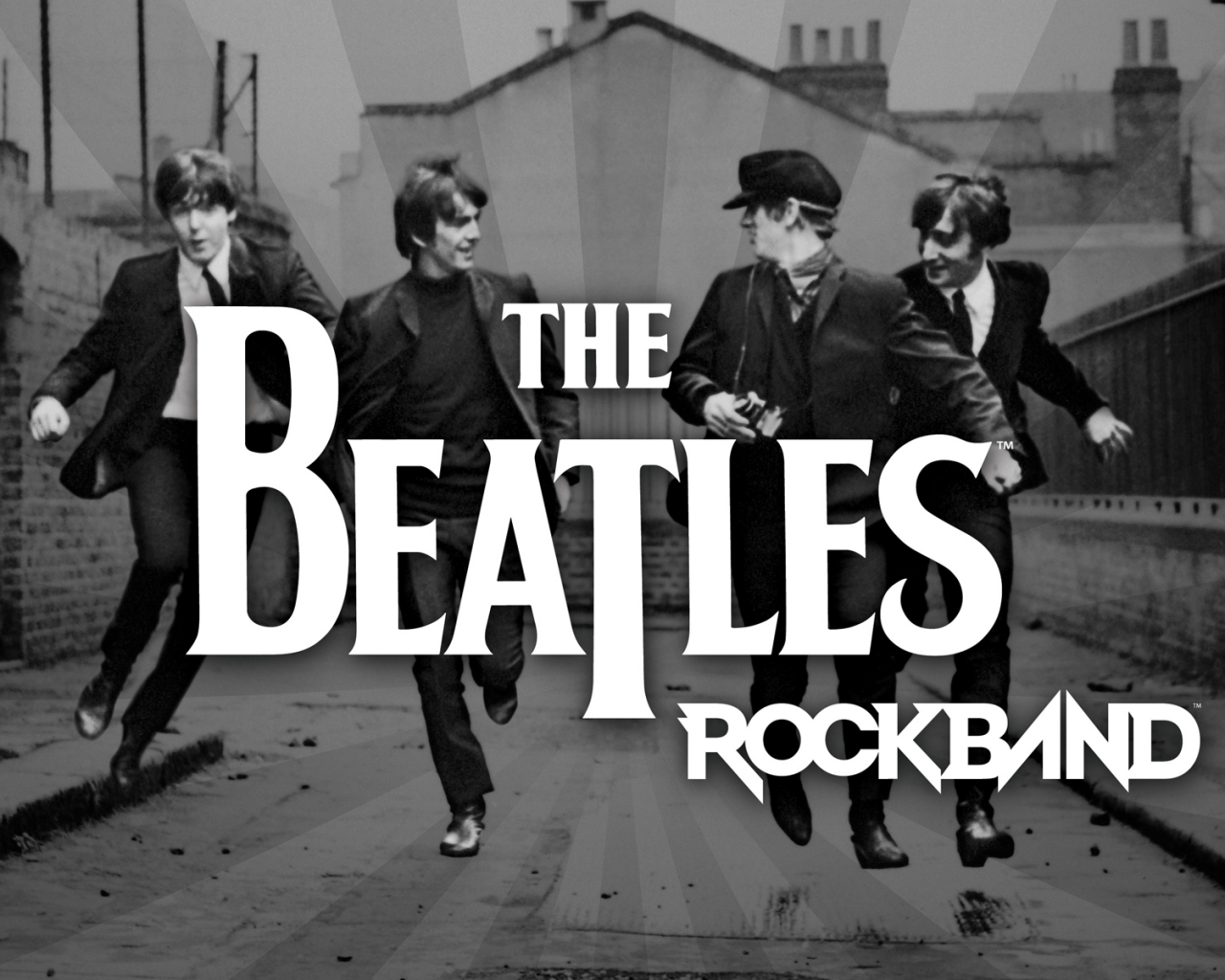 The Beatles Rock Band - 1280x1024