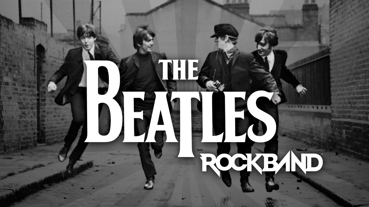 The Beatles Rock Band - 1280x720