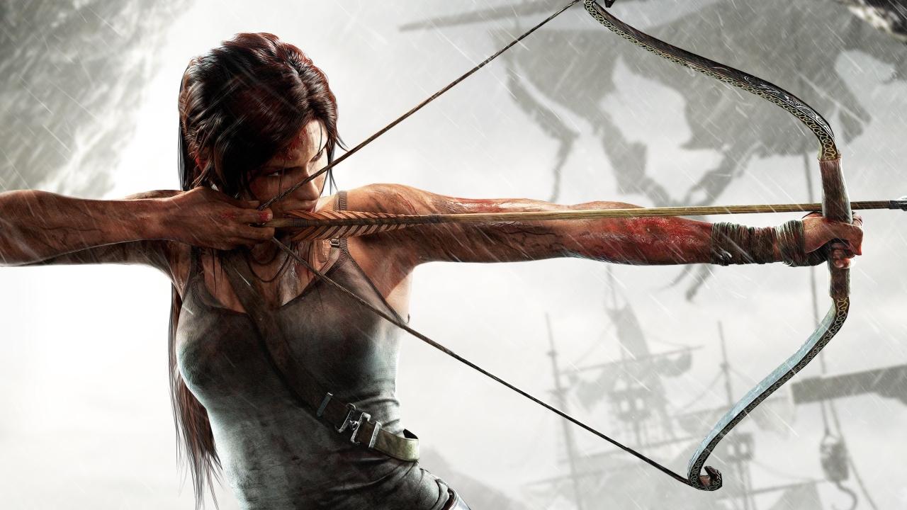 Tomb Raider - 1280x720