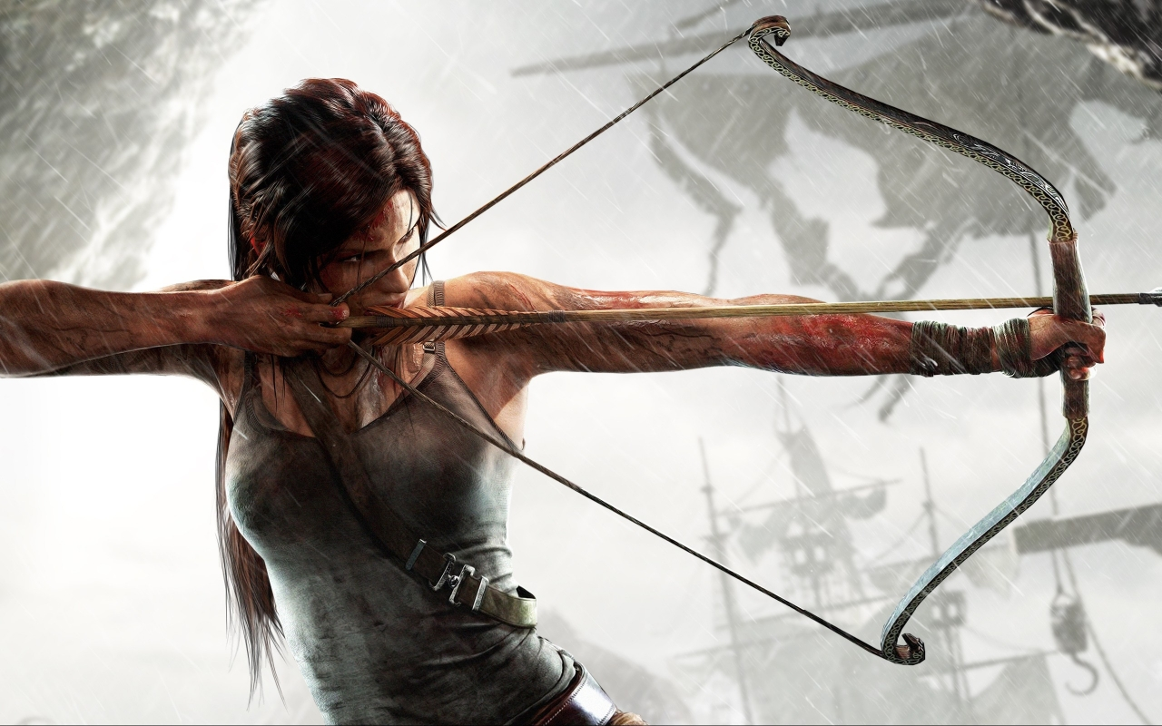 Tomb Raider - 1280x800