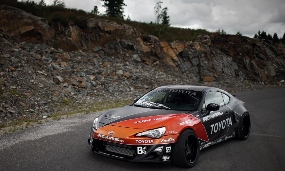 Toyota 86-X - 1000x600
