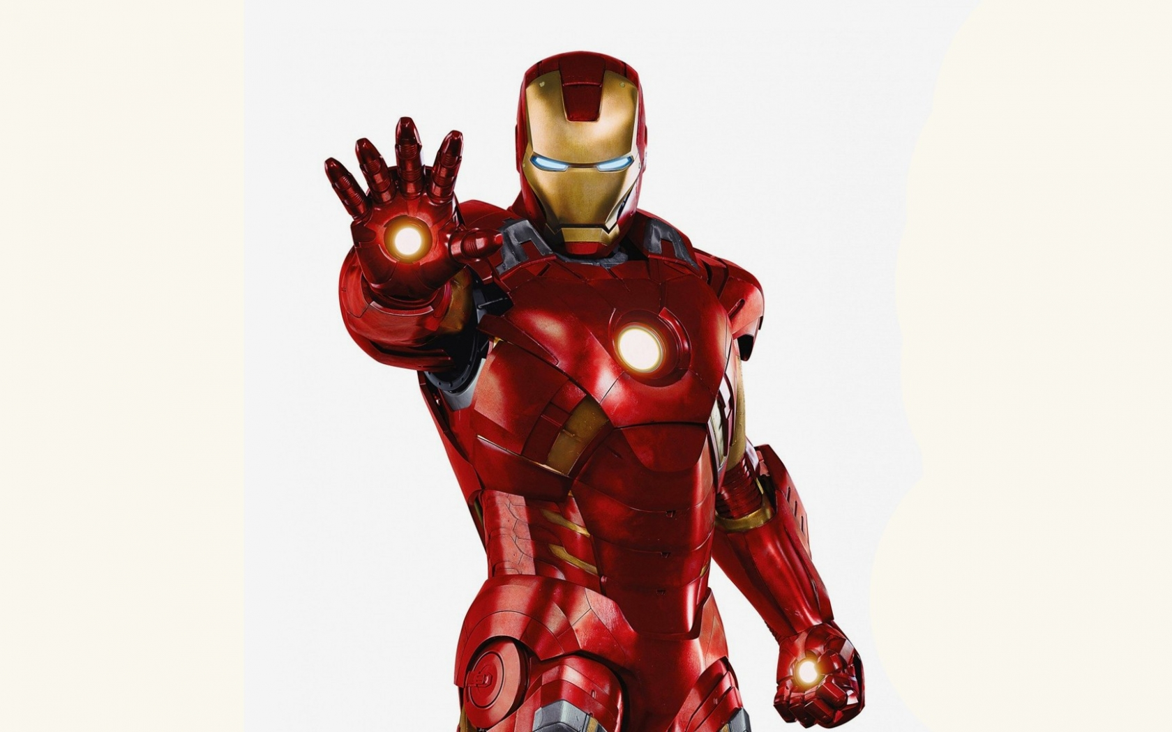 Traje de Iron Man - 1680x1050